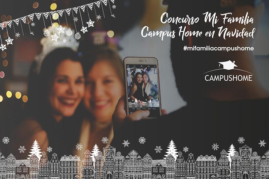 CONCURSO NAVIDAD CAMPUS HOME