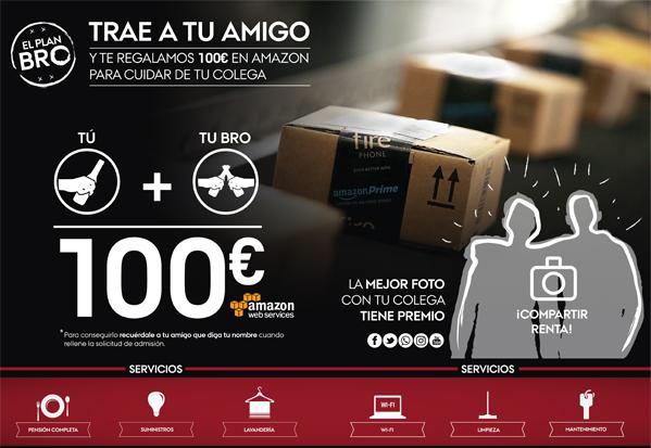100€ amazon