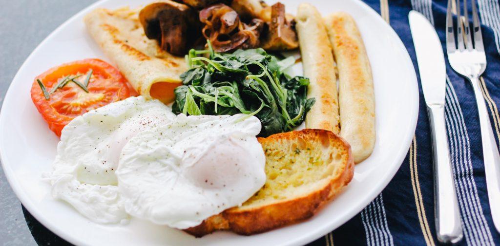 desayuno estudiantes
