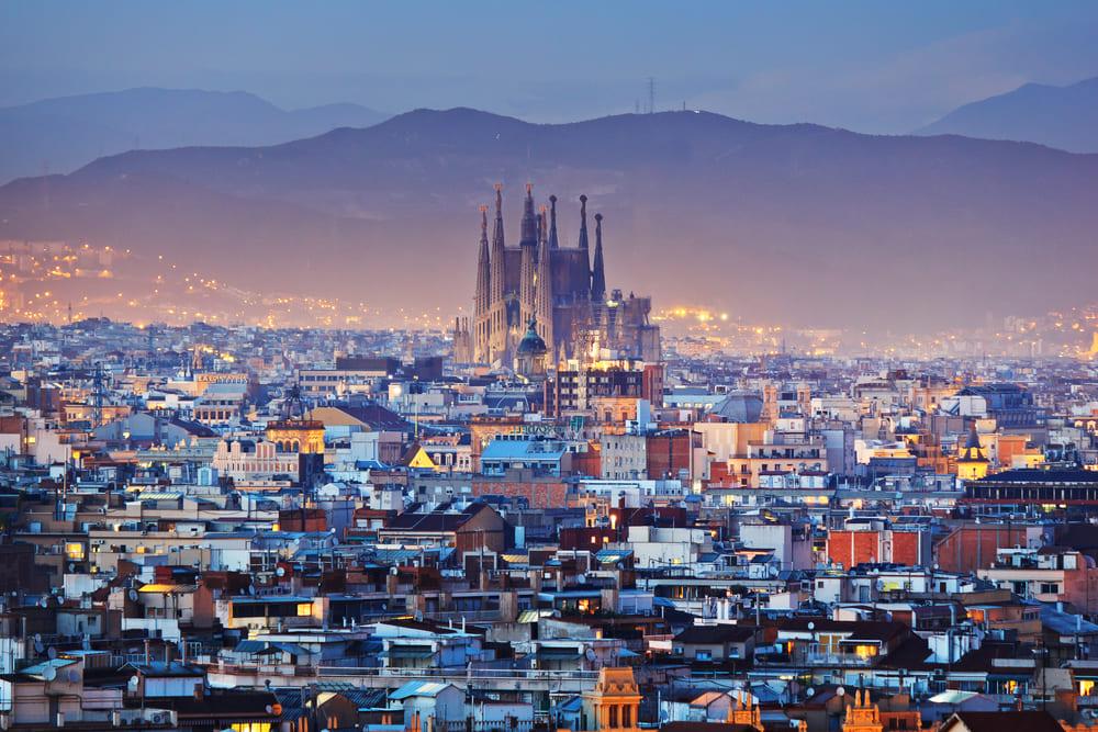 Barcelona ciudad universitaria