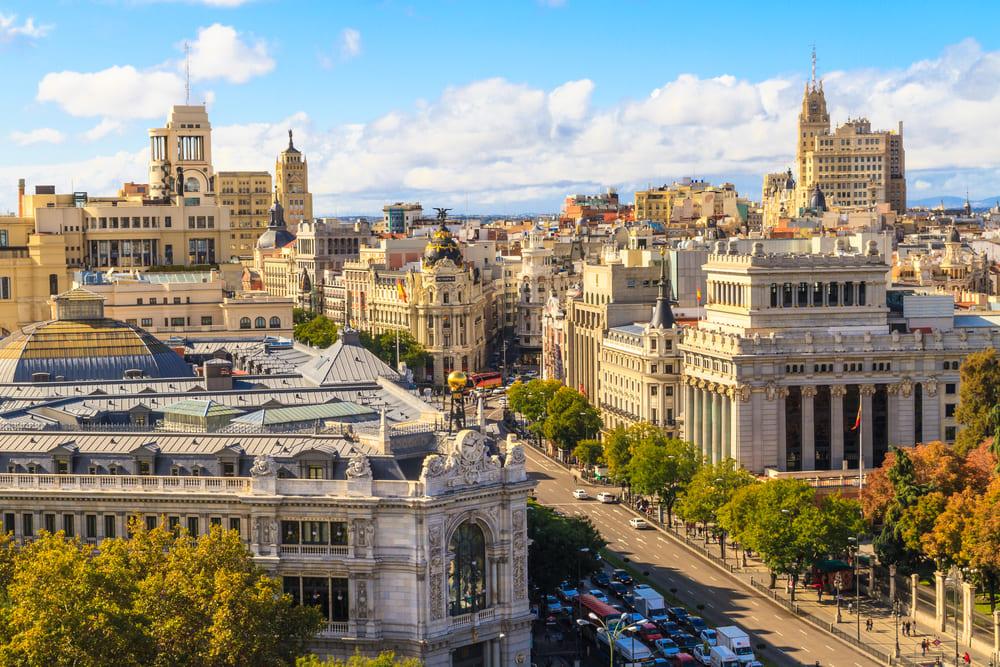 Madrid es la mejor ciudad universitaria de España