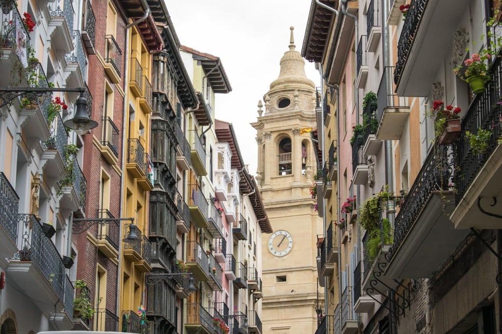 Pamplona es la mejor ciudad universitaria