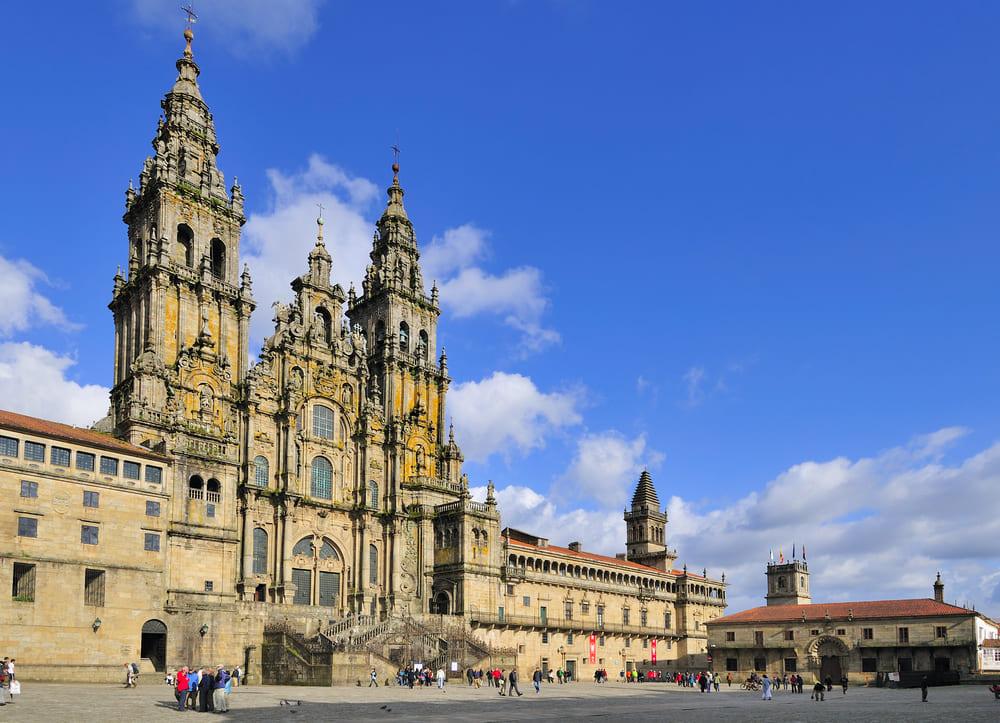 Santiago de compostela es una de las mejores ciudades para estudiar