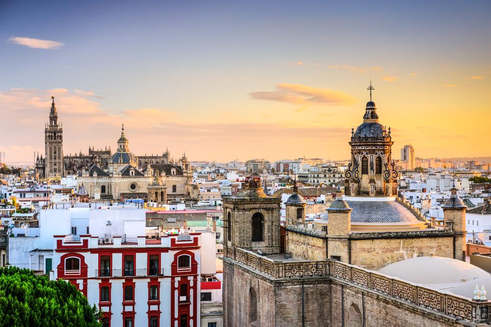Mejores ciudades universitarias andalucia
