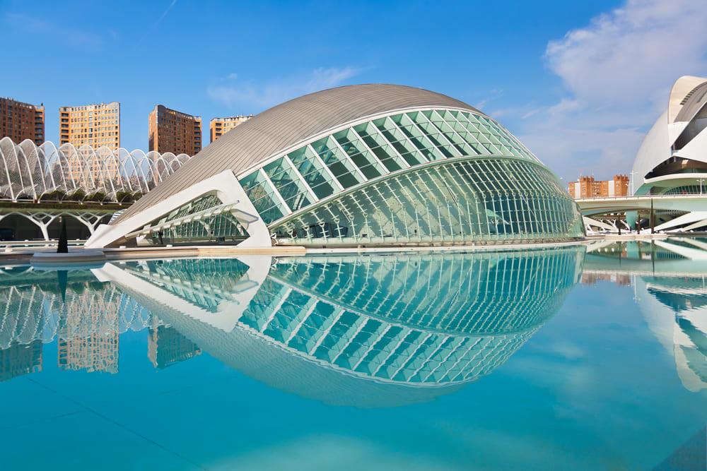 Valencia ciudad universitaria española